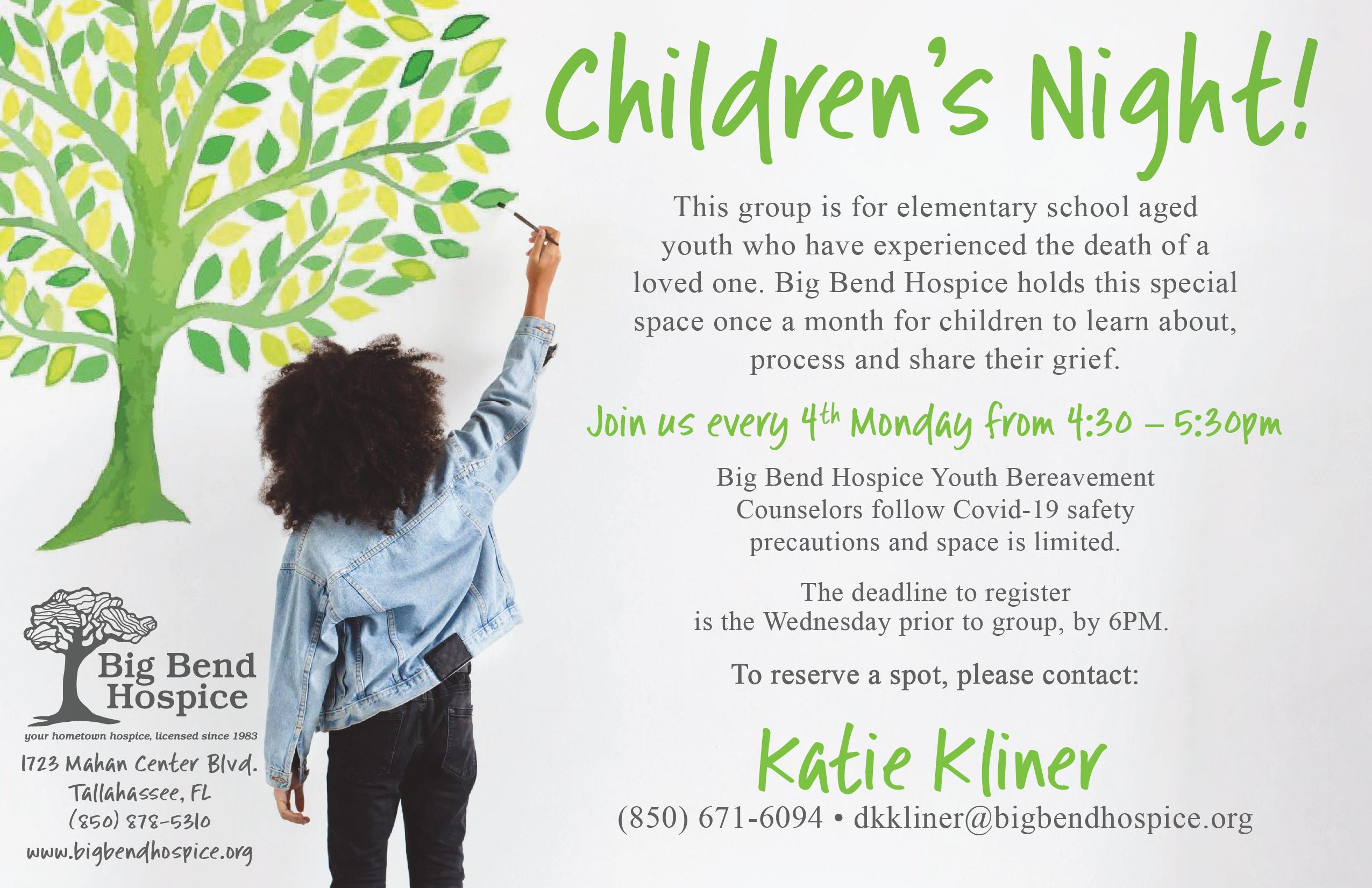 BBH Children's Night