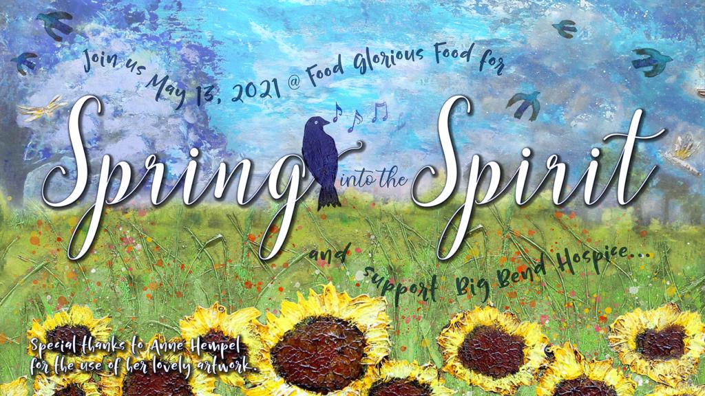 Spring into the Spirit 2021