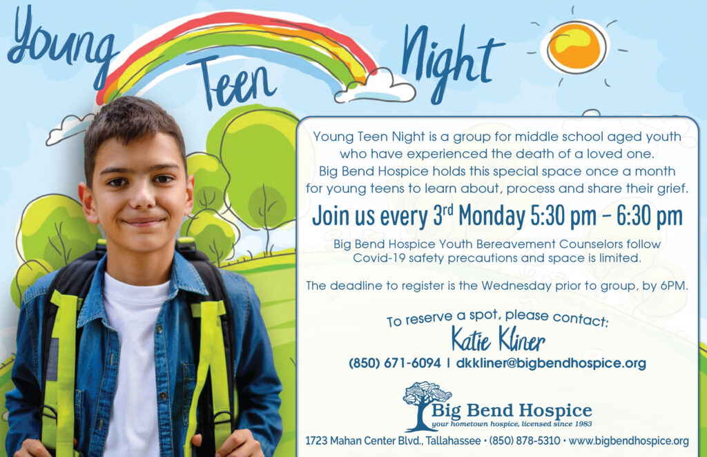 BBH Young Teen Night